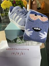 Adidas Originals Campus 80s South Park UK9 Towelie Brand New Plus FREE Socks 💚