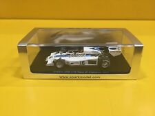 Spark S1689 - Shadow DN8 - Race of Champion 1977 Jackie Oliver