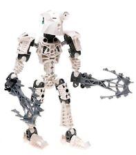 Lego 8606 Bionicle Metru Nui Toa Metru Toa Nuju complet à 100% de 2004