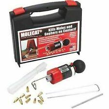 MOLECAT 100 Mole Repellent Kit