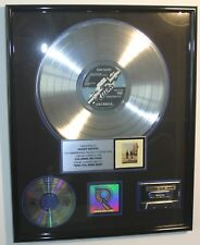 "Pink Floyd -  ""Wish you were here"" - original platin RIAA award to Roger Waters!"
