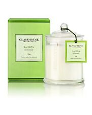 SAIGON - LEMONGRASS - 350g - Eau de Cologne Glasshouse Candle - FAST POST