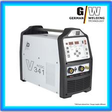 Vector Digital Saldatrice AC/DC WIG v341 pulsazioni ALU INVERTER TIG MMA Electrode