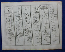 Buy England Northumberland Antique Europe Sheet Maps EBay - Antique road maps