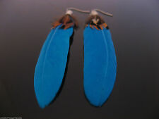 Unbranded Feather Costume Earrings without Stone