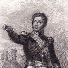 Maréchal Molitor Empire Révolution Française Hayange Moselle