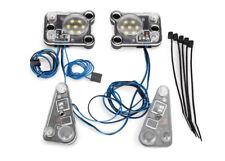 Traxxas 8027 Serie Luci LED anteriore e Posteriori Trx-4 ( richiede 8028 )