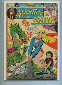 ADVENTURE COMICS #418 HI GRADE GREAT DRAGON COVER GEM