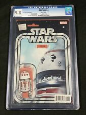 Marvel Star Wars # 13 CGC 9.8 Action Figure Variant Cover  Jtc R5-D4