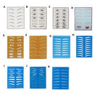 Eyebrow Eyeliner Lip Tattoo Practice Skin Permanent Makeup Microblading Tool
