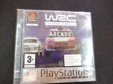WRC Arcade para play 1 nuevo y precintado