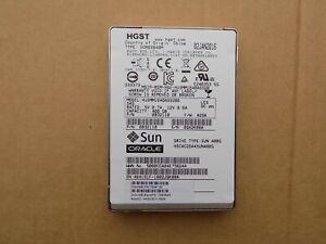 """HITACHI ENTERPRISE HGST 400GB 2.5"""" SAS SSD 0B28588 HUSMM1640ASS200 UPS DELIVERY"""