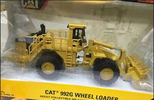 Norscot 1/50 CAT 992G Wheel Loader Caterpillar Diecast Vehicle Car Toy Replica