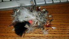 80 Grab Bag Western Trout Flies  - No Fly Box  Assortment