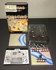 (2) SAMURAI MINIATURE ACTION PLAYSETS - EXCELLENT IN JAPAN OPENED BOXES!