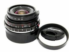 Voigtlander Color Skopar 21mm F4 P VM Lens Leica M Excellent from Japan F/S