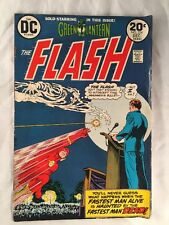 Flash # 224 Vintage Comic Book by Dc November December 1973 Free Shipping