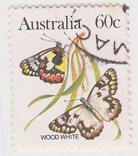 (DB781) 1983 AU 60c Butterflies (K)
