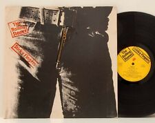 Rolling Stones        Sticky fingers        Poster          NM  # 1