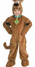 Scooby-Doo Child's Deluxe Polar Fleece Scooby Costume Medium Brown