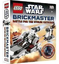 NEW LEGO STAR WARS BRICKMASTER BATTLE FOR THE STOLEN CRYSTALS w/ 2 MINIFIGURES
