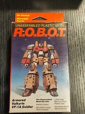 Robotech Armored Valkyrie VF1A Soldier New Unopened Sealed Model Kit