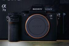 Sony Alpha A7 II 24.3MP (Read Description)