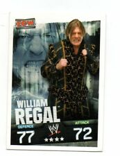 Slam Attax ECW - William REGAL   (Ref 48)
