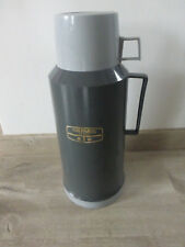 ancien thermos gris 1,8L made in England limited randonnée camping vintage