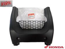 honda rincon 650 680 front bumper black plastic guard 03-19 66310-hn8-000za  oem (fits: honda rincon 680)