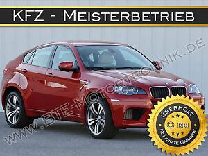 BMW X6 E71 225kW/306PS XDRIVE40D N57D30TOP N57 MOTORÜBERHOLUNG INSTANDSETZUNG