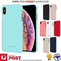 Soft Feeling Case TPU Matte Silicone Rubber for iPhone X XS MAX XR 8 7 6 Plus 5S