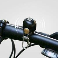 Fahrradklingel Fahrradglocke Lenker Klingel Fahrrad Schwarz Glocken Ultra-l I8W4