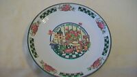"Enjoy the Gardening Season Stoneware 7.625"" Plate from International Tableworks"
