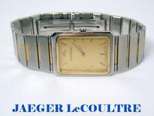 UNISEX 18k & S/Steel JAEGER LECOULTRE Watch 146 116 5* EXLNT