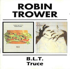 Robin Trower – B.L.T. / Truce -2 albums on one CD-