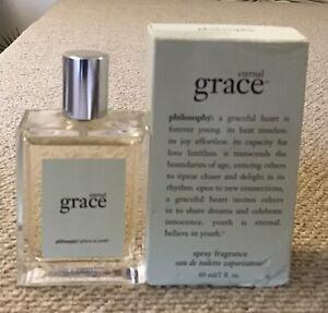 Philosophy Eternal Grace Women,s Eau De Toilette 60 Ml Spray,Discontinued & Rare