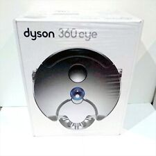 Dyson 360 Eye RB01NB Robot Vacuum Cleaner Cyclone Nickel Blue NEW
