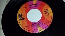 "EL CHICANO Mas Zacate / Brown Eyed Girl KAPP 2173 LATIN ROCK 45 7"" VINYL"