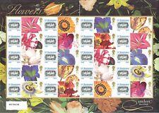 GB 2005 - Basingstoke Philatelic Society 70th Anniversary Smilers - TS-014b