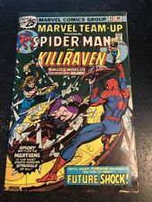 Marvel Team-up#45 Awesome Condition 5.5(1976) Killraven, Gil Kane Cover!!