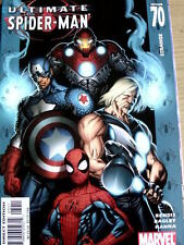 Ultimate Spider man n°70 2005 ed. marvel Comics
