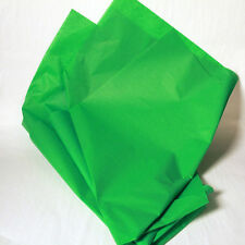 New Dark Green Wrapping Tissue Paper - 480 Sheets!!!