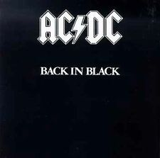 Back in Black [Remaster] by AC/DC (CD, Aug-1994, Atco (USA))