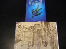 GUARNIDO / BLACKSAD T4 EO ERREUR DE L'IMPRIMEUR NEUF TRES RARE !