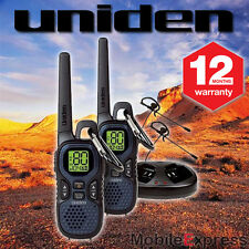 UNIDEN UH507SX-2NB 0.7W UHF CB TWO WAY RADIOS TWIN PACK - Sale