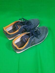 Saucony Originals Men's Jazz Low Pro Classic Sneaker Navy/Orange Size 11.5 US