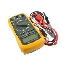 MS8233E Digital Multimeter LCD AC/DC Ammeter Resistance Capacitance Tester New