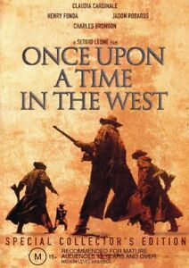 ONCE UPON A TIME IN THE WEST New 2 Dvd CHARLES BRONSON ***