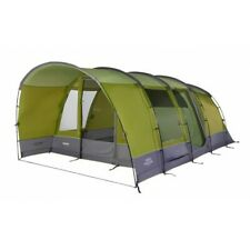 Vango Avington 500XL 5 Person Tunnel Tent - Camping - Green